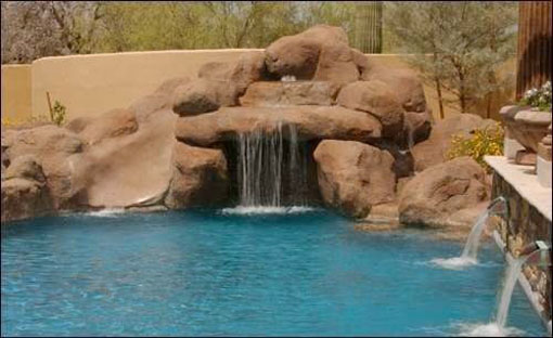 Pool Grotto - Splash Effects Arizona Pool Company