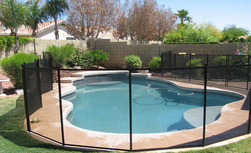 Pool Fence - Splash Effects Arizona Pool Company